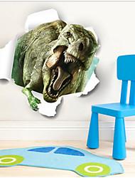 2015 novo parque jurássico fãs de cinema dinossauro adesivo de parede