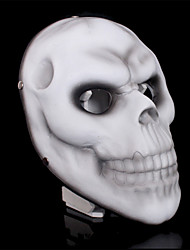 Payday 2 Skull Resin Mask for Halloween Costume Party(1 Pc)