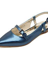 Women's Shoes  Flat Heel Comfort Flats Outdoor Blue/Silver