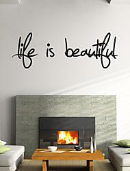 amor adesivos de parede parede estilo decalques é belas palavras em inglês&cita parede adesivos pvc