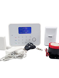 Smart touch keypad security Alarm System With APP And SMS Operation