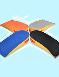 Silicon Insoles & Accessories for Insoles & Inserts Black/Blue/Gray/Orange A Pair
