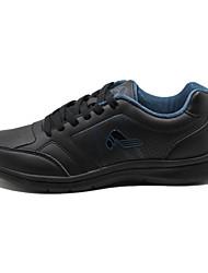 Kangta Indoor Court Men's Shoes Synthetic Black/White/Tan