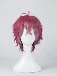 Pelucas de cosplay Cosplay Sakamaki Ayato 35cmCMAnimé Pelucas de cosplay Mujer