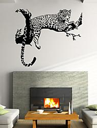 pared pegatinas de pared de estilo calcomanías pegatinas de pared personalidad creativa pvc tigre