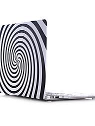 style de vortex matériaux pc eau bâton coquille plate pour MacBook