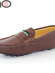 MO Doug Shoes Moccasin Shoes for Driving Men's Soft Shoes Suede Loafers Shoes