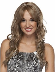 Blonde Syntheic Wave  Wig Extensions Superior in Quality