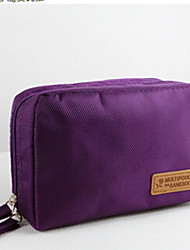 Women 's Nylon Casual Cosmetic Bag - Multi-color