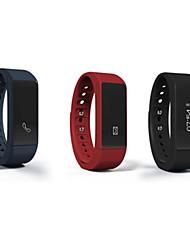 """0.91 """"pulseira inteligente sono wearable impermeável Bluetooth monitoramento de Bluetooth dos esportes pedômetro ip impermeável 67"""