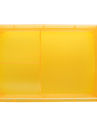 Resistente a arañazos Plástico Maletín para herramientas