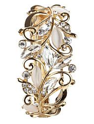 Sjeweler Lady's Beautiful Corlorful Stone Bracelet Bangle