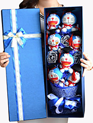 Cartoon Bouquet Wedding Gift SOAP FLOWER A Doraemon Gift