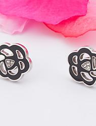 Stud Earrings Women's Stainless Steel Earring