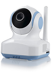 Brogen™ Ihomeware Smart Smoke Detector HD Baby Monitor Wireless Zigbee Technology