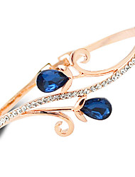 The new Han edition Korean bracelet diamond-encrusted bracelet fashion and personality Austrian crystal bracelet