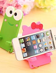 Cute Cartoon Panda Mobile Phones Stent Rubber Bracket