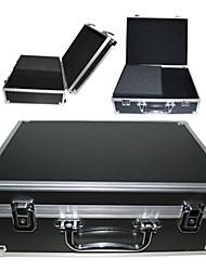 Tattoo  Aluminum Box /Chip Box/Medicine Cabinet/File Box/Stationery Box/Gun Box Random Color 1 PCS