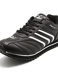 Sapatos Masculinos - Sapatos para Esportes - Preto / Azul - Courino - Para Esporte