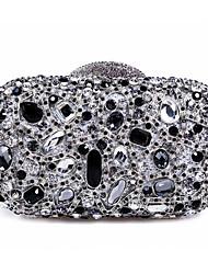 Women's Famous Designer Evening Crystal Bag