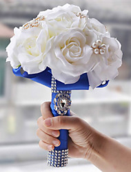 The Simulation Flower The Bride Holding Flowers Chinese Valentine's Day Gift