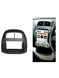 fascia rádio auto para Toyota Passo Daihatsu boon dvd cd estéreo kit de instalação tablier guarnição