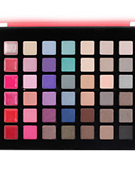 48 Color Fashion IPAD Case Eyeshadow Palette Makeup Set Neutral Warm Exquisite Eye Shadow Powder Cosmetics A2