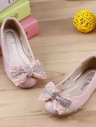 Girls' Shoes Dress Comfort  Flats Pink/White