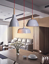 Chandelier Pendant Light Led Ceiling Corridor Light Led Pendant Light Bedroom Lamps Spray Paint 3 Light aluminum