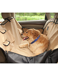 Deluxe Pet Dogs Car Seat Cover, Water Resistant, and Machine Washable