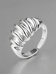 Hot Sale Dress S925 Silver Plated Statement Ring for Women Wholesale Price Statement Jewelry Limited Sale