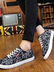 Men's Shoes Outdoor Fabric Fashion Sneakers Black/Blue/Green