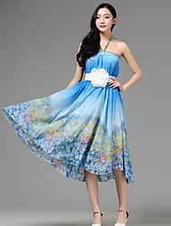 NUNEU   Women's Vintage Skirts (Chiffon)