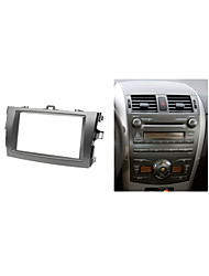 Car Radio Fascia for Toyota Corolla DVD CD Stereo Facia Installation Fitting Dash Kit Trim