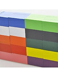 120 10 dominos de couleurs