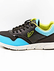 YWQI Running Men's Shoes Black/White