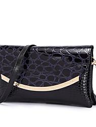 WEST BIKING® Clutch Female Crocodile Pattern Shoulder Bag Mobile Messenger Dinner Ethereal