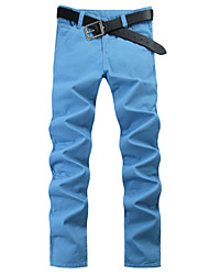 Men's Casual Pure Suits Pants