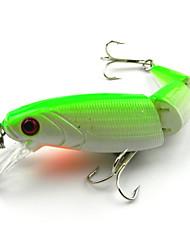 4 pcs Angelköder kleiner Fisch Verschiedene Farben 14 g Unze mm Zoll,Fester KunststoffSeefischerei / Angeln Allgemein / Bootsangeln /