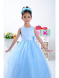 Kid's Dress , Chiffon/Cotton Casual/Cute/Party Bettiey