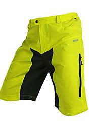 Arsuxeo Ciclismo Shorts largos Homens MotoRespirável / Secagem Rápida / Design Anatômico / Vestível / Anti-Estático / Materiais Leves /