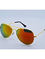 Unisex 's Anti-reflectante Aviador Gafas de Sol