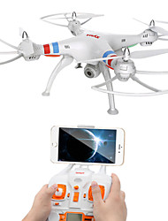 2015 Syma X8W Aerial aircraft WiFi Real Time Video 2.4G 4ch 6-Axis Helicopters 2MP Wide HD Camera FPV RC Quadcopter