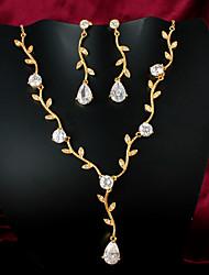 limitada a venda de jóias de ouro fino ocasional colar banhado a marca de jóias conjuntos de colar