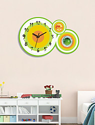 Stylish Fresh Fruit Decorative Wall Clocks