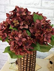 """19.7 """"h haute qualité de décoration fleurs artificielles 2 pièce"""