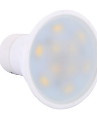 GU10/MR16(GU5.3) 8 W 10 SMD 5730 700 LM Warm White/Cool White LED Spot Light AC 85-265 V