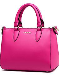 Women's Fashion Casual PU Messenger Shoulder Bag/Totes