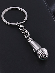 Gift Key Button Microphone Key