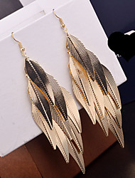 MeiLi Fashion As Picture Alloy Earrings A Variety Of Color(1 Pair)